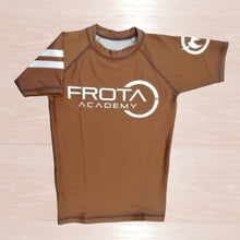 Load image into Gallery viewer, Rashguard | brown