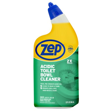 ZEP 32 oz. Acidic Toilet Bowl Cleaner
