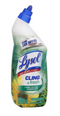 Lysol Toilet Bowl Cleaner, Cling & Fresh, Forest Rain Scent 24oz
