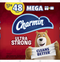 Charmin Ultra Strong Toilet Paper, 12 Mega Rolls = 48 Regular Rolls