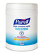 Purell Hand Sanitizing Wipes 270 Count Canister