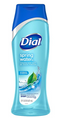 Dial Spring Water Hydrating Body Wash 21 oz bottle