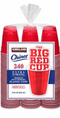 Kirkland Signature Chinet Red Cups, 240 x 18 oz