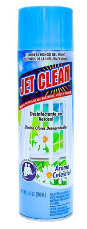 Disinfectant Spray Linen Scent 16.5oz Kills 99.9% of germs*