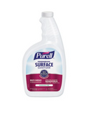 PURELL Foodservice Surface Sanitizer Spray, Fragrance Free, 32 fl oz Capped Bottle