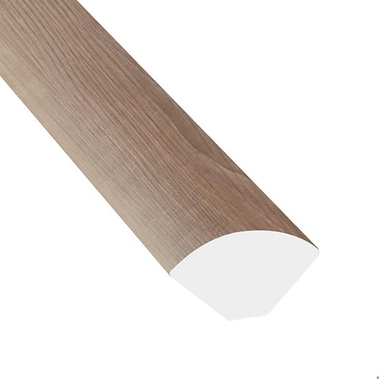 MSI Arch Brooks Maple 2/3 in. Thick x 3/5 in. Wide x 94 in. Length Luxury Vinyl Quarter Round Molding