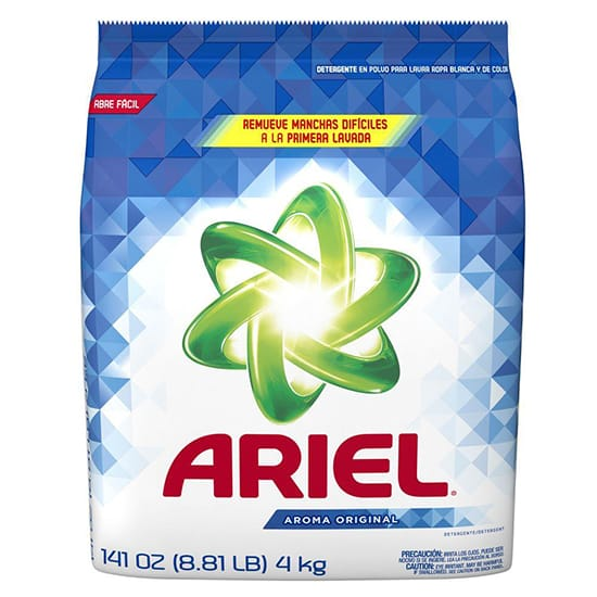 Ariel Powder Laundry Detergent (28-Loads)