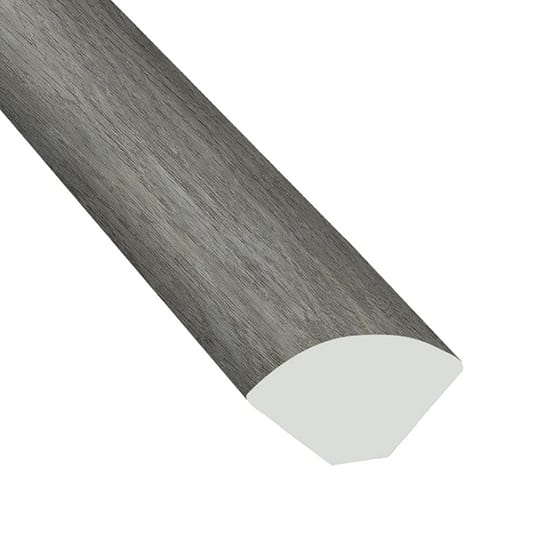 MSI Baneberry Oak 2/3 in. Thick x 3/5 in. Wide x 94 in. Length Luxury Vinyl Quarter Round Molding