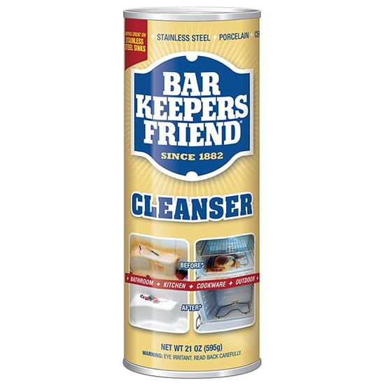 Bar Keepers Friend 21 oz. All-Purpose Cleanser and Polish