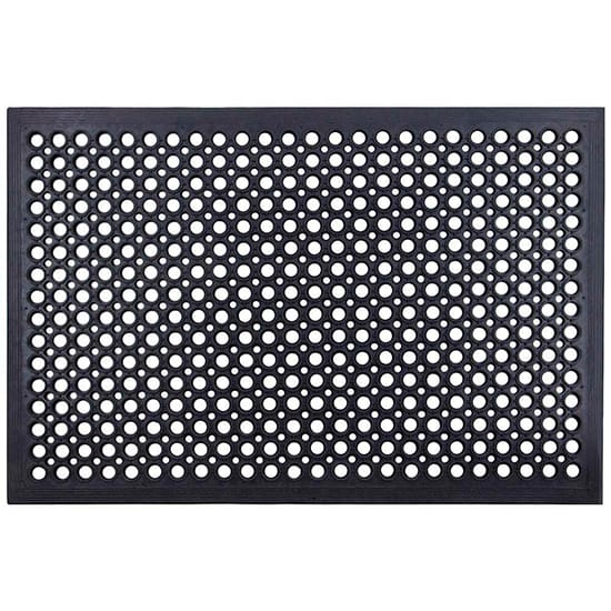 TrafficMASTER Drainage 3 ft. x 5 ft. Commercial Door Mat
