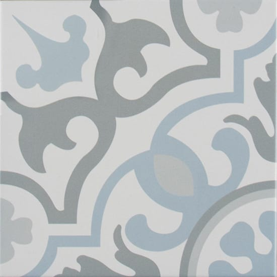 MSI Blume Encaustic 8 in. x 8 in. Glazed Porcelain Floor and Wall Tile (5.33 sq. ft. / case)