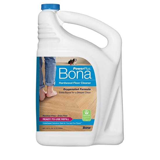 Bona 128 oz. PowerPlus Hardwood Floor Cleaner