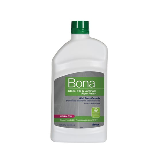Bona 32 oz. High-Gloss Stone, Tile and Laminate Floor Polish