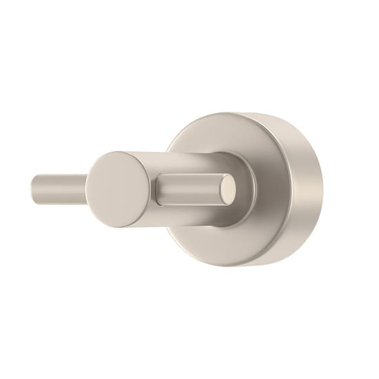Glacier Bay Innburg Double Robe Hook in Brushed Nickel
