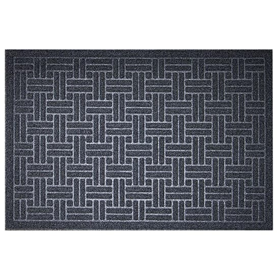 TrafficMASTER Bricks Charcoal 24 in. x 36 in. Door Mat
