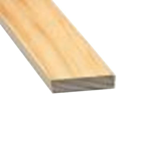 Claymark 1 in. x 4 in. x 8 ft. Select Radiata Square Edge Pine Board