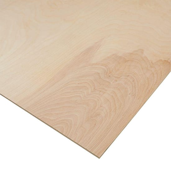 Columbia Forest Products 1/4 in. x 4 ft. x 8 ft. PureBond Birch Plywood