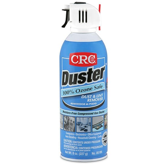 CRC 8 oz. Compressed Gas Dust and Lint Remover