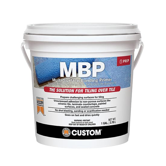 Custom Building Products MBP - Multi-Surface Bonding Primer 1 Gal.
