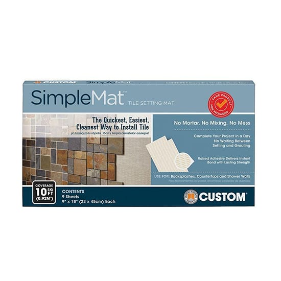Custom Building Products SimpleMat 10 sq. ft. Tile Setting Mat