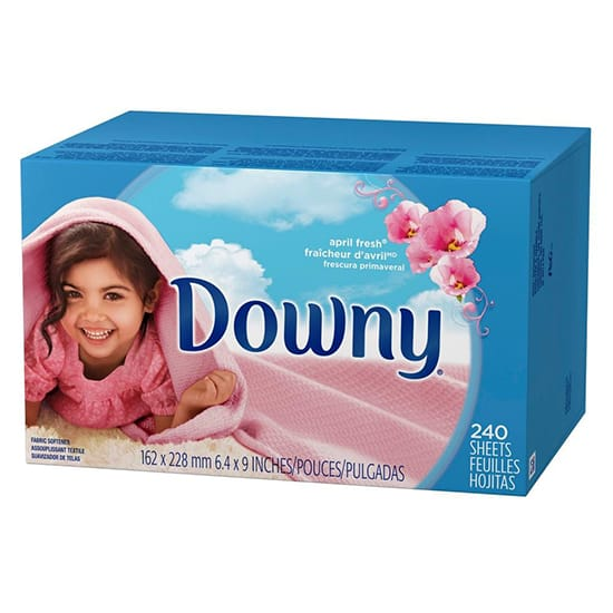 Downy April Fresh Dryer Sheets (240-Count)