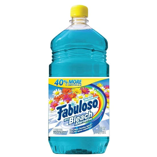 Fabuloso 56 oz. Spring Fresh All-Purpose Cleaner with Bleach Alternative