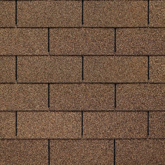 Royal Sovereign Golden Cedar StainGuard 25-Year 3-Tab Shingles (33.33 sq. ft. Per Bundle)