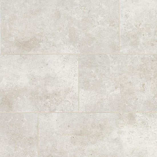 Daltile Roswell Gray 12 in. x 24 in. Glazed Porcelain Floor and Wall Tile (15.6 sq. ft. / case)