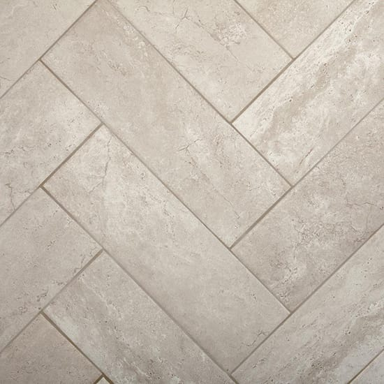 Daltile Northpointe Greystone 4 in. x 12 in. Ceramic Wall Tile (10.64 sq. ft. / case)