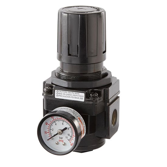 Husky 3/8 in. High Performance Air Regulator
