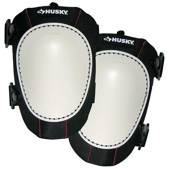 Husky Hard Cap Work Knee Pad
