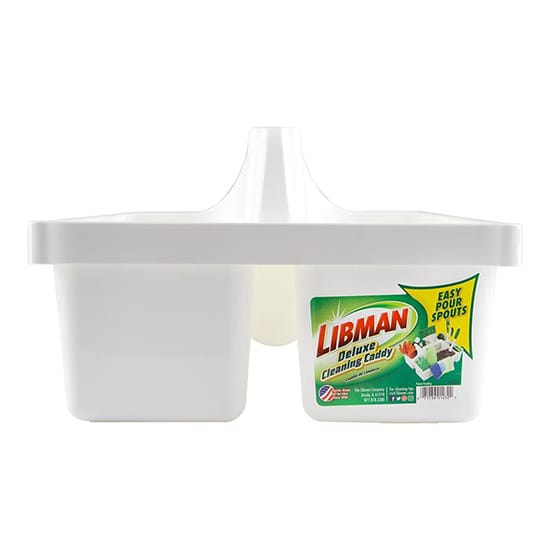 Libman Deluxe Cleaning Caddy