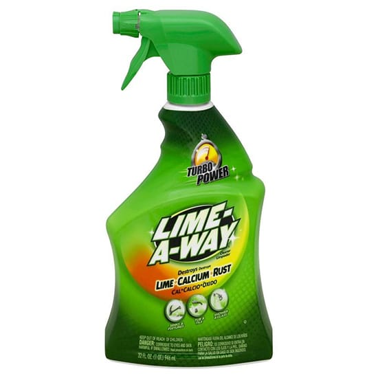 Lime-A-Way 32 oz. Hard Water Stain Cleaner