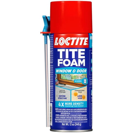 Tite Foam Window and Door 12 fl. oz. Insulating Spray Foam