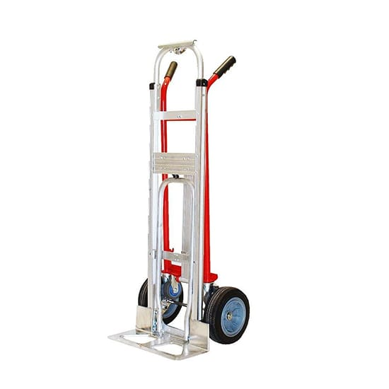 Milwaukee 1,000 lb. Capacity 4-in-1 Hand Truck