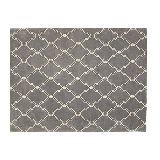 Home Decorators Collection Walton Pewter 8 ft. x 10 ft. Area Rug