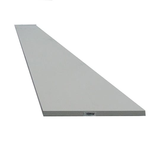 1 in. x 5 in. x 8 ft. Primed Pine Finger-Joint Board