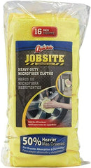 Quickie Jobsite Jobsite Heavy-Duty Microfiber Cloth (16-Pack)