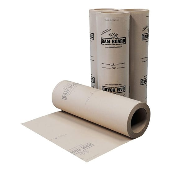 Ram Board 0.375 in. x 3 ft. x 100 ft. Ram Board Temporary Floor Protection