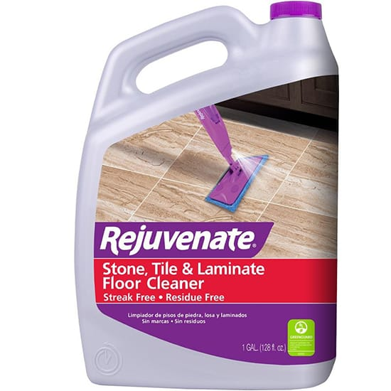 Rejuvenate 128 oz. Stone, Tile and Laminate Floor Cleaner