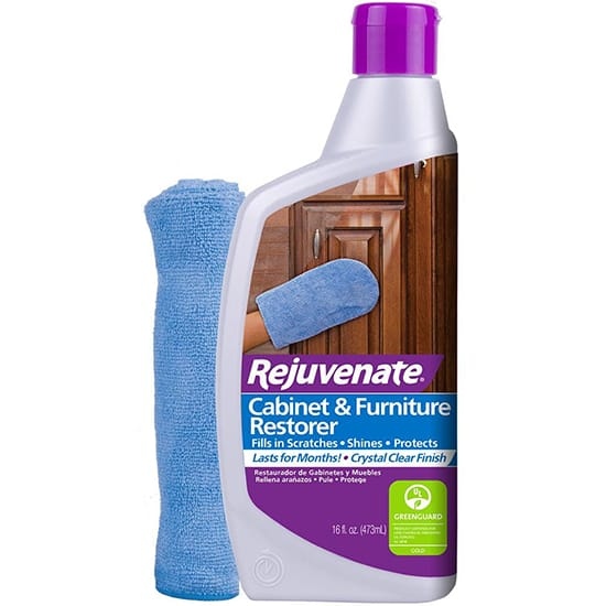 Rejuvenate 16 oz. Cabinet and Furniture Restorer and Protectant