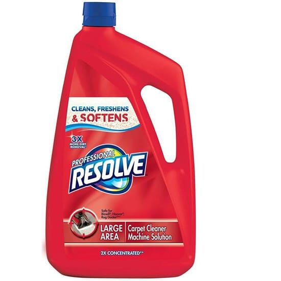 Resolve 96 oz. Carpet Steam Cleaning Concentrate