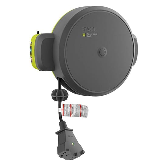 RYOBI Garage Retractable Cord Reel Accessory