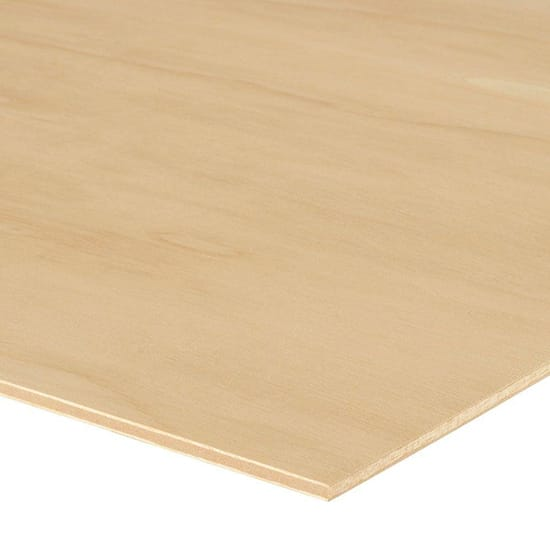 Sandeply 5.2mm - Sande Plywood (1/4 in. Category Common: 1/4 in. x 4 ft. x 8 ft.; Actual: 0.205 in. x 48 in. x 96 in.)