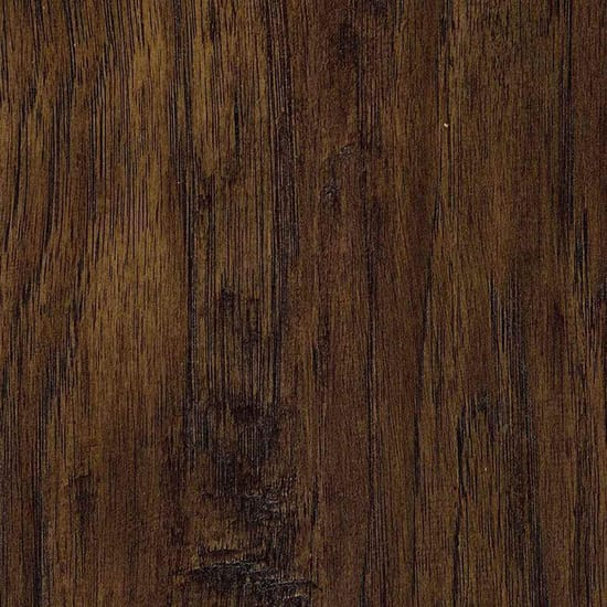 TrafficMASTER Hand scraped Saratoga Hickory 7 mm Thick x 7-2/3 in. Wide x 50-5/8 in. Length Laminate Flooring (24.17 sq. ft. / case)