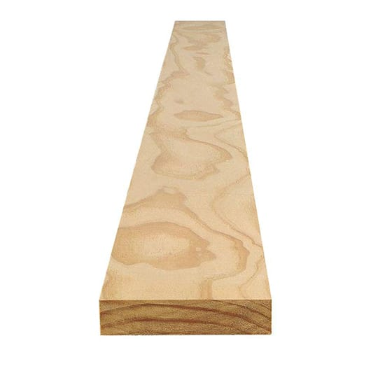 1 in. x 5 in. x 8 ft. Select Radiata Pine Board