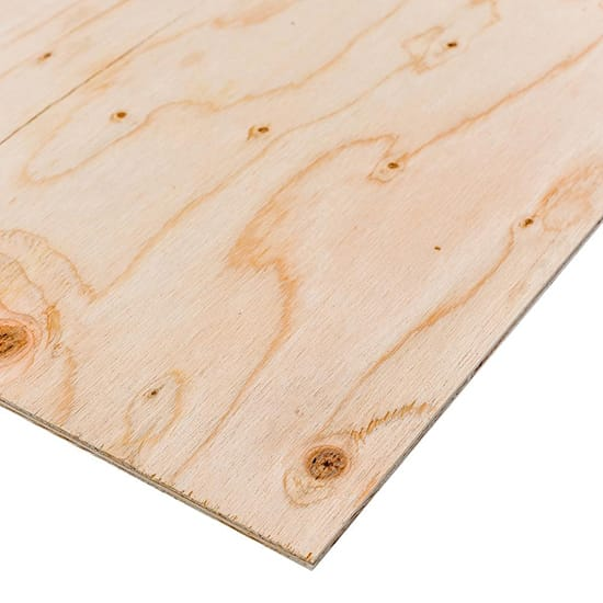Sanded Plywood (Common: 11/32 in. x 2 ft. x 4 ft.; Actual: 0.322 in. x 23.75 in. x 47.75 in.)