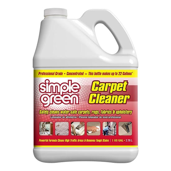 Simple Green 1 Gal. Pro Grade Carpet Cleaner