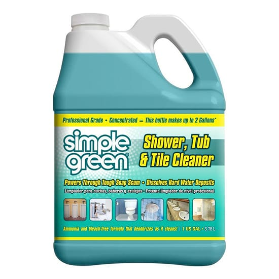 Simple Green 1 Gal Shower, Tub and Tile Cleaner