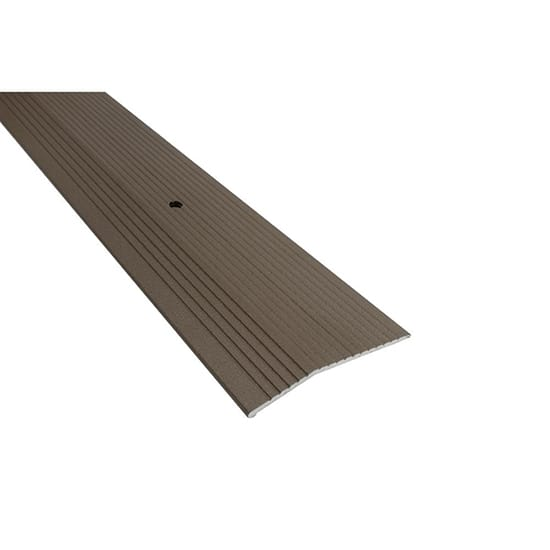 TrafficMASTER Spice 2 in. x 36 in. Fluted Carpet Trim